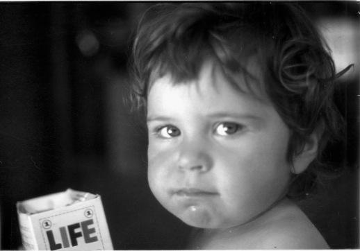 Alex Skolnick, baby